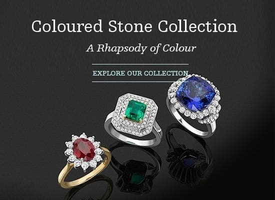 Colorured Stone Collection
