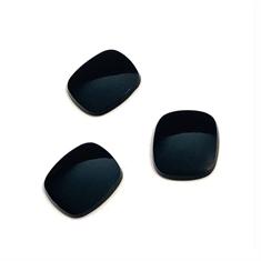 Onyx Buff Top Cushion Loose Gemstones 16 x 14mm