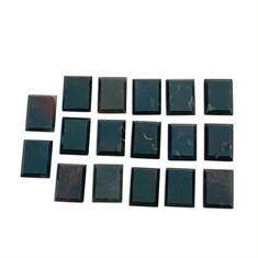Rectangular Bloodstone Loose Gemstones 15 x 12mm